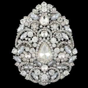 LIMITED EDITION - GLAM DIVA BROOCH - BROOCH 139