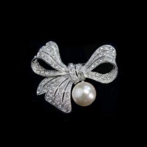 PRETTY CHIC BROOCH - BROOCH 141